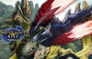 Nuevo evento digital centrado en 'Monster Hunter'