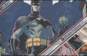 Reseña cómic - Universo Batman