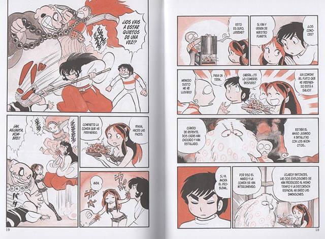 Reseña de Lamu Color | Urusei Yatsura - Perfect Color Edition