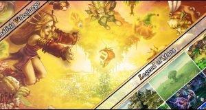 Análisis videojuego - Legend of Mana