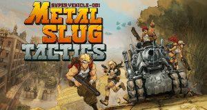 Anunciado 'Metal Slug Tactics' con un explosivo tráiler