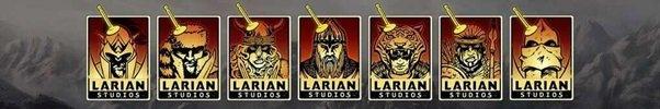 Larian Studios y Larian Barcelona