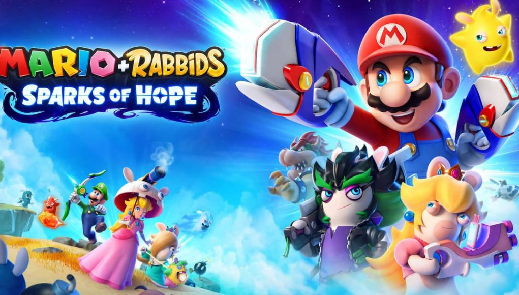 Mario and Rabbids: Sparks of Hope