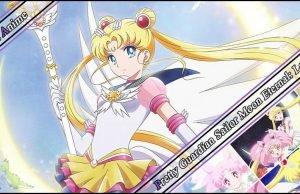 Sailor Moon Eternal reseña