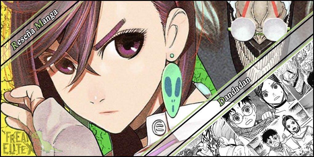 reseña manga dandadan imagen destacada