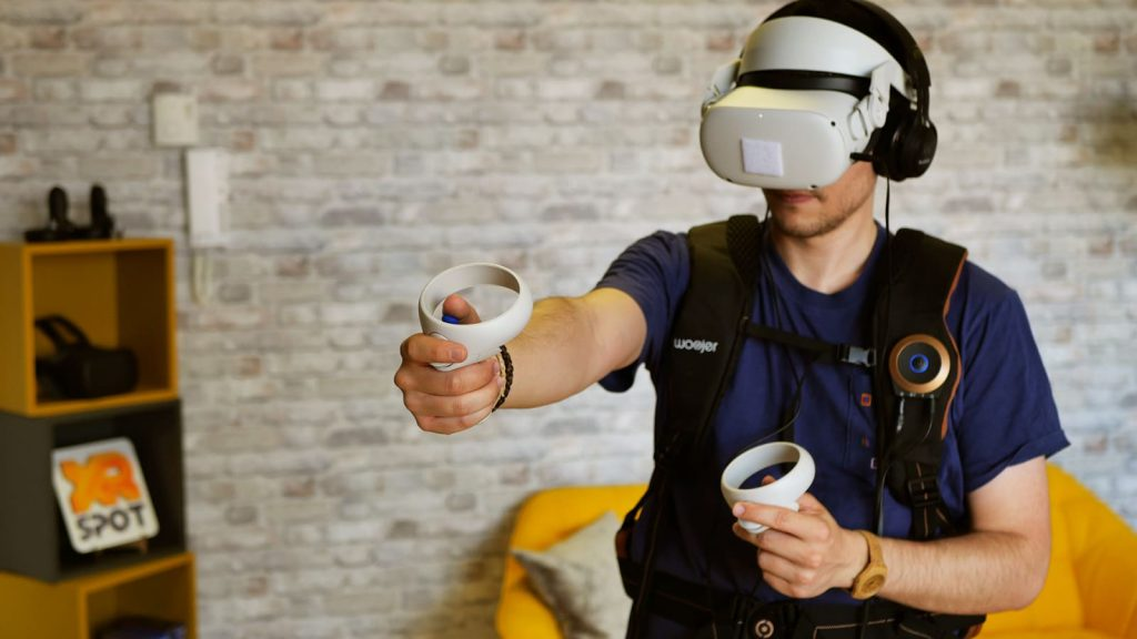 XR Spot Realidad Virtual
