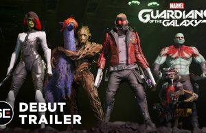 Llega un nuevo juego de Guardianes de la Galaxia