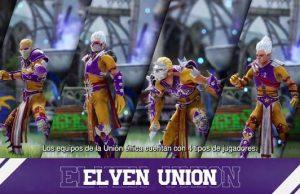 Presentado el equipo Elven Union de 'Blood Bowl 3'
