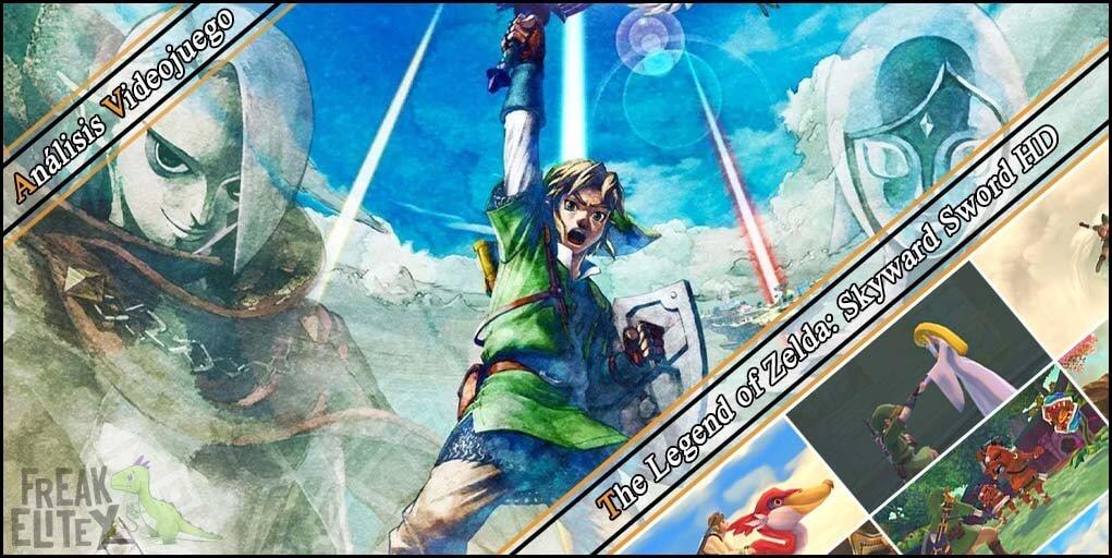 Análisis de The Legend of Zelda Skyward Sword HD