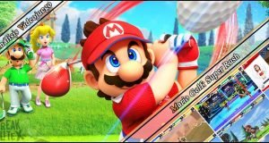 Análisis videojuego - Mario Golf Super Rush