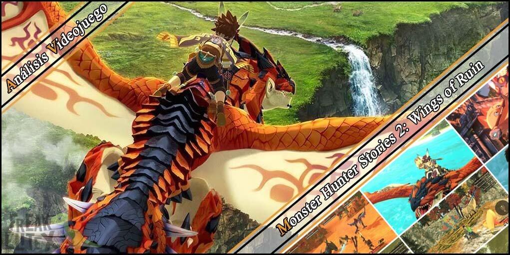 Análisis Monster Hunter Stories 2