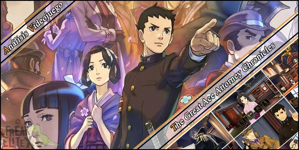 Análisis The Great Ace Attorney Chronicles