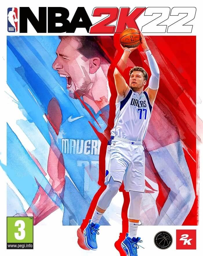 portada de NBA 2K22
