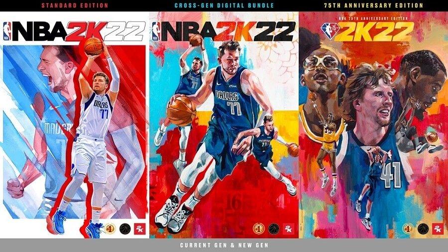 La portada de 'NBA 2K22' ha sido presentada junto a un tráiler (1)