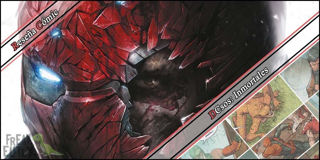 Reseña comic - DCsos Inmortales