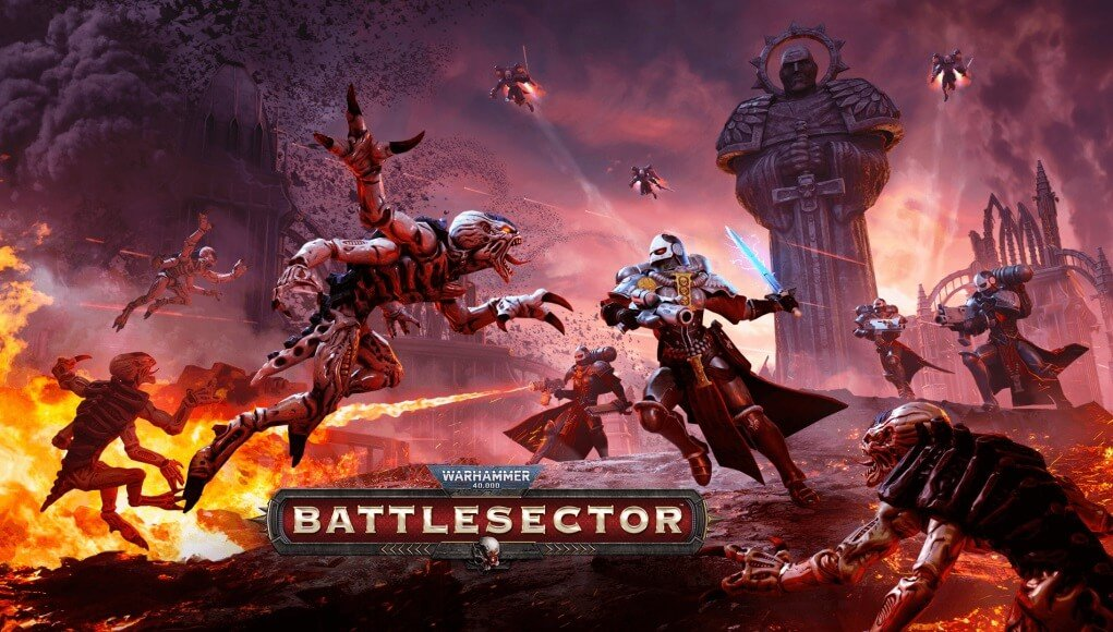 Warhammer 40.000 Battlesector ya disponible