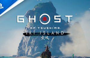 Ghost of Tsushima: Iki Island