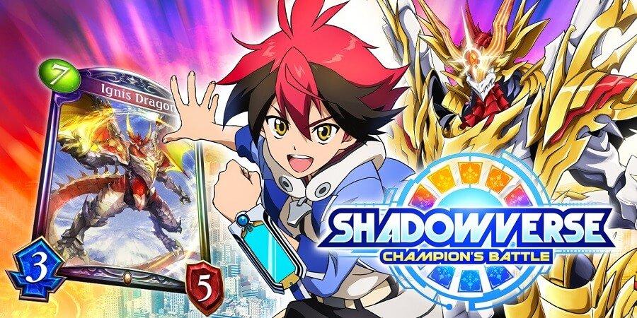 Edición física Shadowverse: Champion's Battle