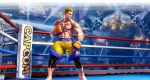 Último personaje Street Fighter V