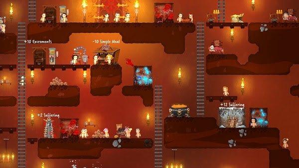 Hell Architect: El Juego de Gestión del Inferno Llega Hoy a PC