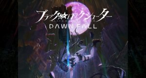 Black★★Rock Shooter Dawn