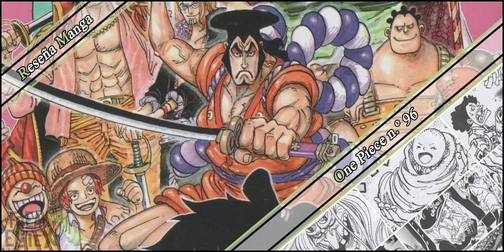 Reseña del manga One Piece n.º 95