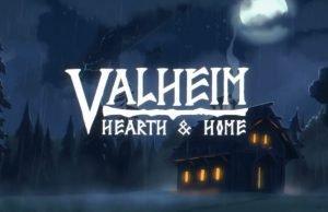 Valheim Heart and Home