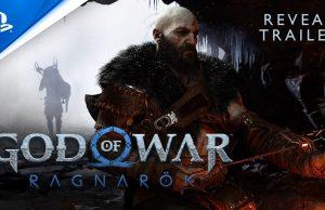 'God of War Ragnarok' se deja ver en su primer tráiler