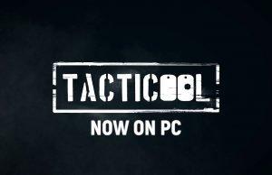 Tacticool ya se encuentra disponible para PC