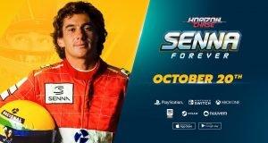 Revive la carrera de toda una leyenda con Horizon Chase: Senna Forever