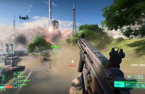Se anuncian las fechas de la beta abierta de Battlefield 2042