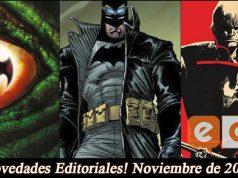Novedades ECC Ediciones noviembre 2021