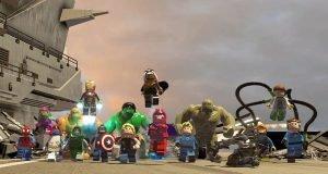 LEGO Marvel Super Heroes ya disponible en Nintendo Switch