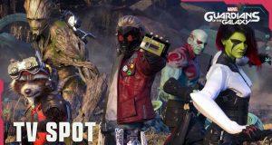 Marvel's Guardianes de la Galaxia anuncio