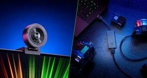 Razer presenta la Webcam Kiyo X y la Capturadora Ripsaw X (1)