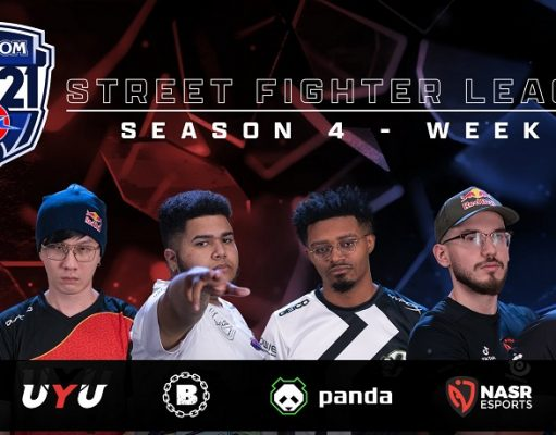 Street Fighter League