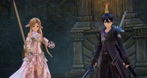 Sword Art Online y Tales of Arise