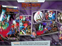 Tesura Games presenta Reknum Origins Collection